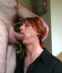 Lucimay shows off her dick sucking skills in this slutty blowjob montage.